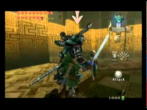 zelda twilight princess wii walkthrough pdf