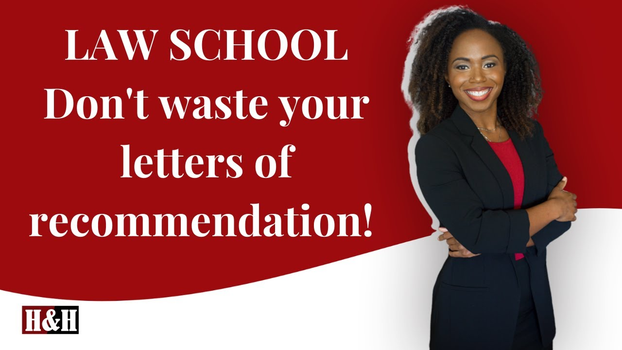 Don't throw away your letters of recommendation!