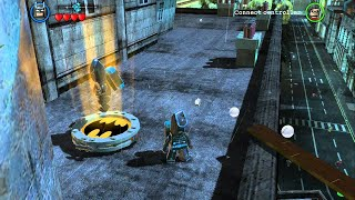 LEGO Batman 2 DC Super Heroes - All Gold Bricks in Gotham City South - City Hall & West Side(This shows how to collect all of the gold bricks in the City Hall & West Side area of of Gotham City South in LEGO Batman 2 DC Super Heroes. There are a total ..., 2013-07-17T18:23:39.000Z)