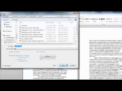 can-i-convert-my-microsoft-word-documents-to-an-ebook-format?-:-using-ms-word