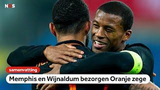 Memphis en Wijnaldum bezorgen Oranje comeback-zege   samenvatting Polen - Nederland   Nations League