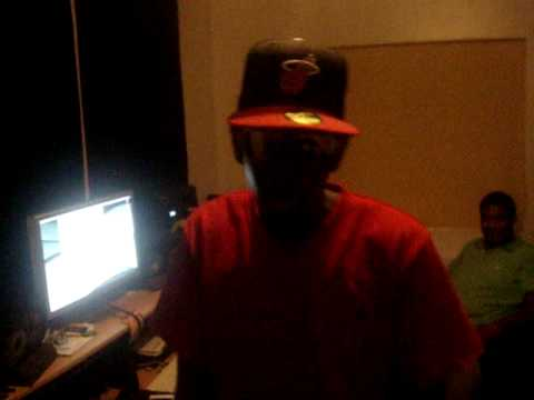 STUDIO FREESTYLES SESSION 1 FEAT. JACK MAJOR