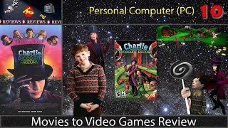 Movie to Video Game Review  -- Charlie and the Chocolate Factory (PC)