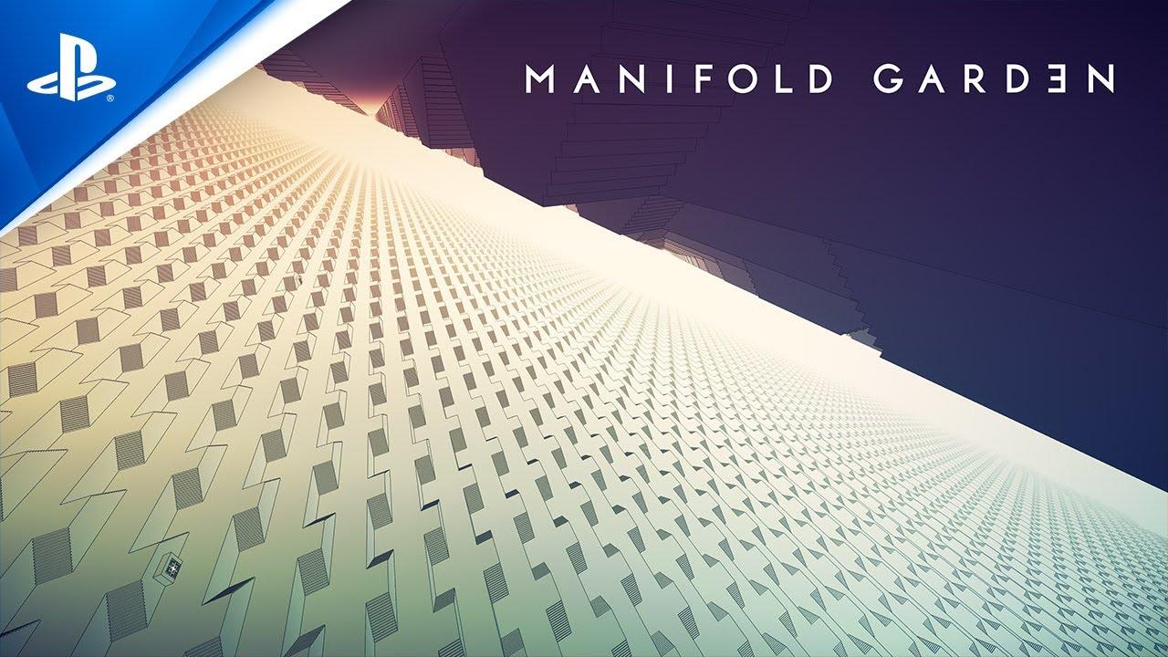 Manifold Garden - Launch Trailer | PS5