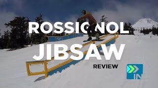 Rossignol Jibsaw Review - Board Insiders - 2016 Rossignol Jibsaw Snowboard Review