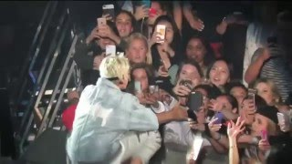 Download Video Justin Bieber Purpose Tour Confident Los Angeles MP3 3GP MP4