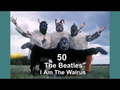 50 TERBAIK LAGU DARI THE BEATLES.