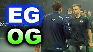 EG vs OG - GAME OF THE YEAR 2018 - THE INTERNATIONAL DOTA 2
