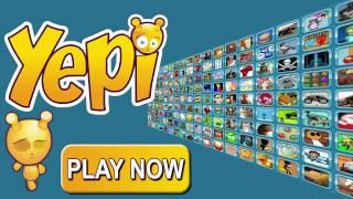 Yepi free online games site