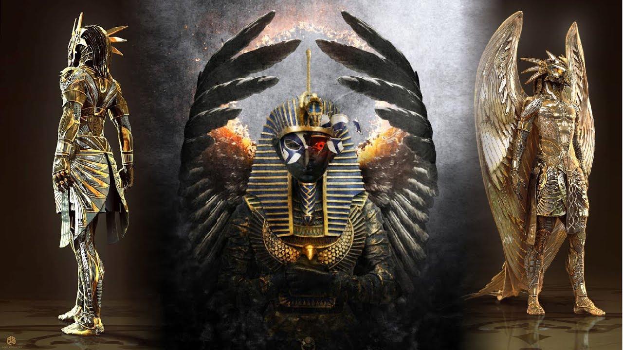horus o deus dos cÉus mitologia egÍpcia youtube