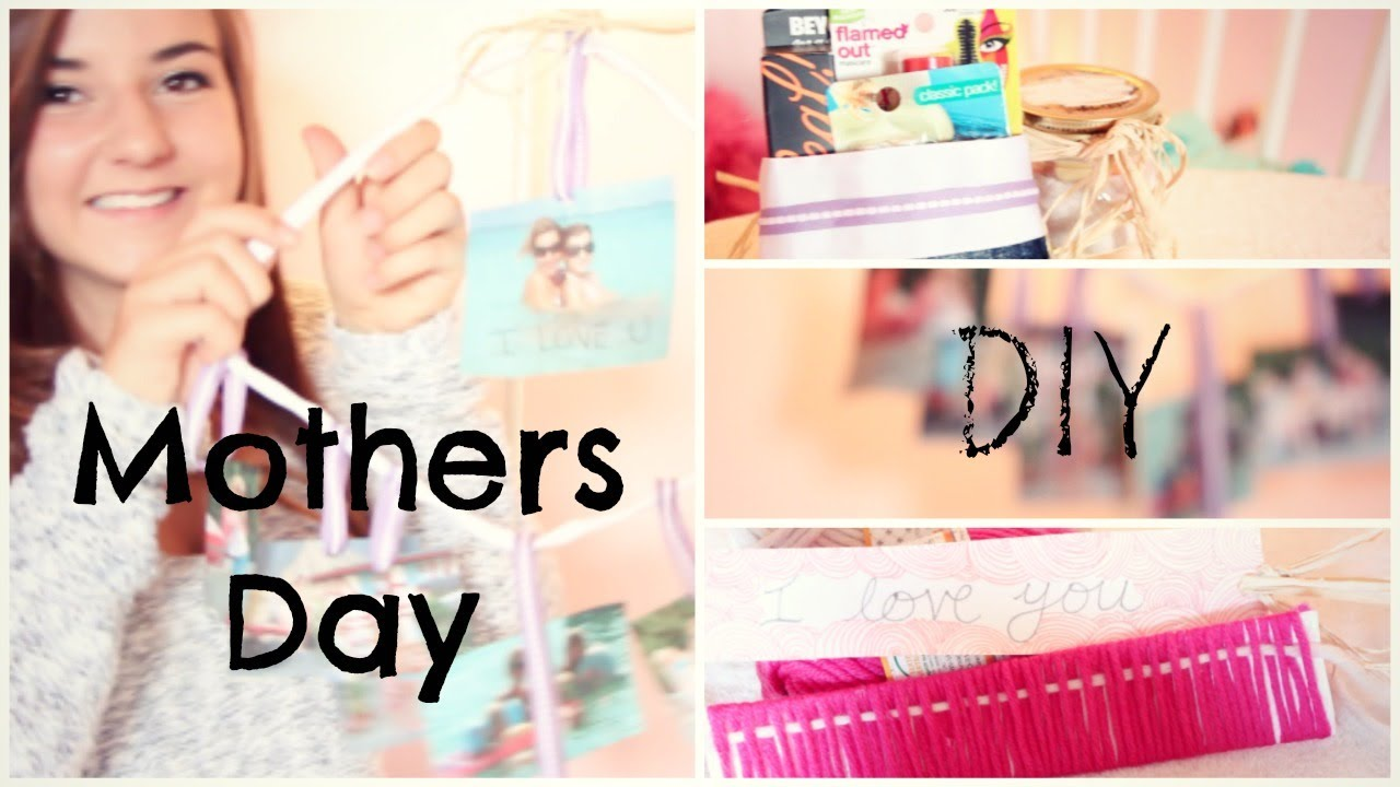 Last minute! 5 Mothers Day Gift Ideas - YouTube