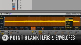 Ableton Live Tutorial: Envelopes and LFOs in Simpler