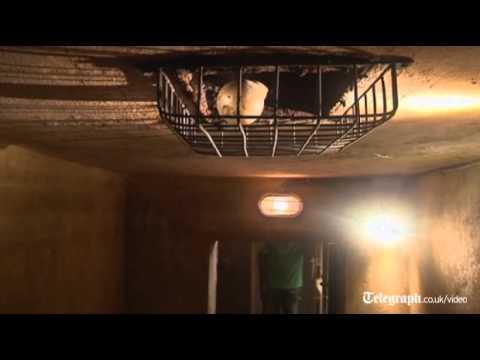 Vietnam wartime bunker found in Hanoi hotel