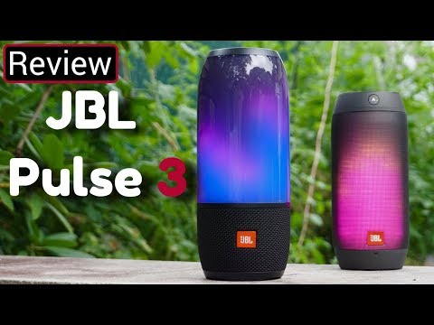 JBL Pulse 3 Review Vs JBL Pulse 2 - Its My New Favorite Thing!