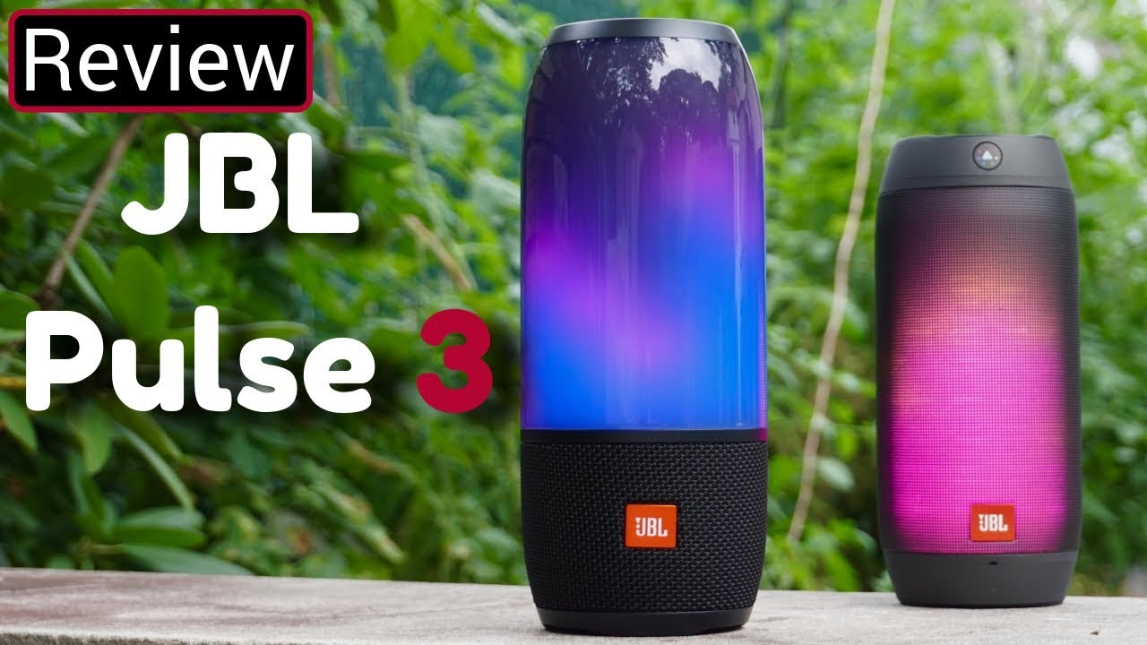 Jbl pulse 3 review vs jbl pulse 2 its my new favorite for Housse jbl pulse 3