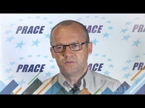 PRACEdays18 - interview Janez Povh, University of Ljubljana