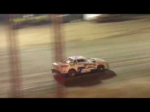 7W Racing Purestock Feature 9-1-18 Viking Speedway
