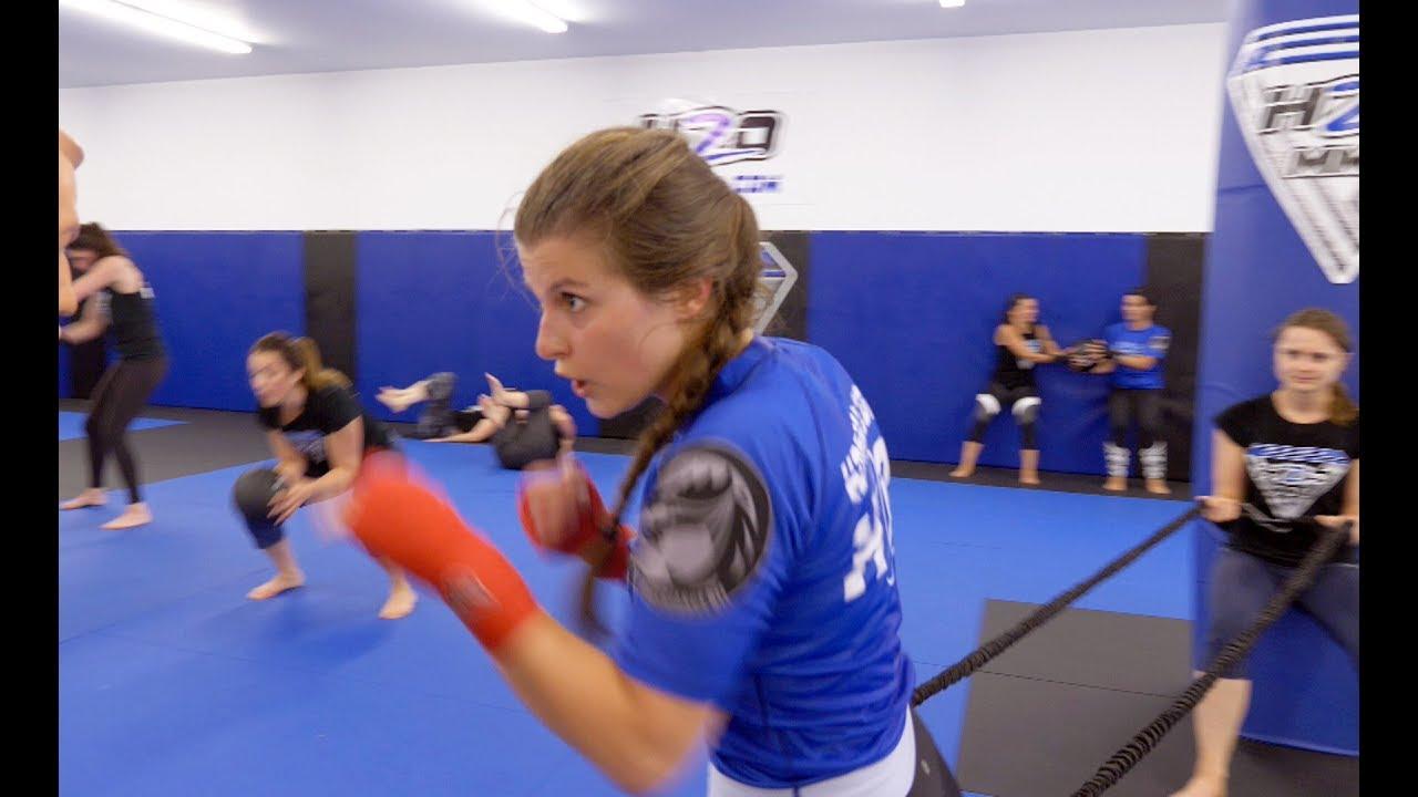 H2O MMA GYM (Mixed Martial Arts Montreal Academy) :: Group