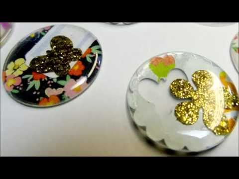 DIY Epoxy  Stickers Tutorial