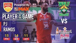 PJ Ramos Tallies Triple-Double in Alab Win