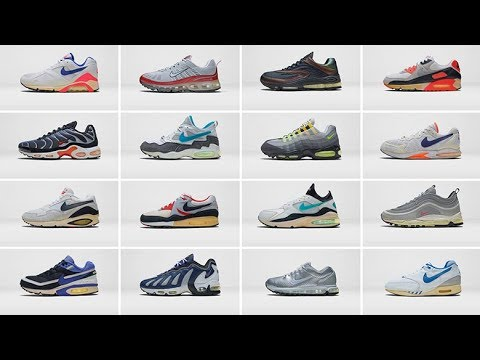 los angeles b4f40 416cf The History of the Nike Air Max