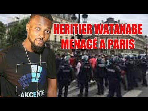 RD CONGO: HERITIER WATANABE MENACÉ A PARIS - NOUVEAU TROUBLE - rtg afrique