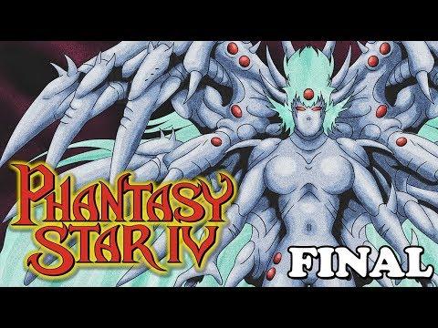 Phantasy Star IV EP 14 ~FINAL~ A Era da Paz