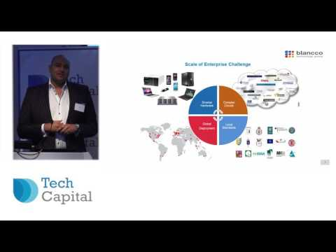 Blancco Technology Group CFO Jog Dhody presents at Tech Capital Conference
