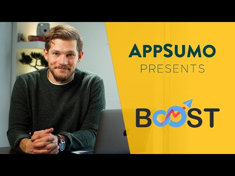 Boost How-To on AppSumo