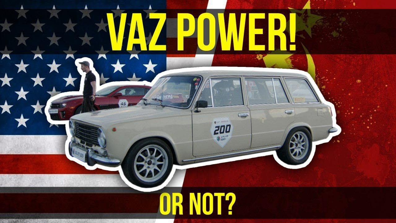 500HP VAZ 2102 vs. 800HP Chevrolet Camaro ZL1. Unlim Highlights