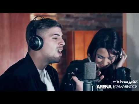 ME HACES FALTA ( VERSION CUMBIA 4k ) By GRUPO ARENA Ft TAMARINDOS (cover ANTONIO JOSE)