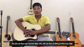 Học Guitar Cùng Ngô Núi