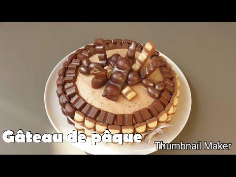 gâteau-kinder-.-layer-cake-kinder-bueno