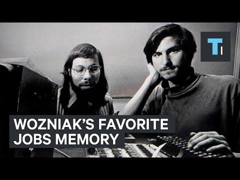 Steve Wozniak tells us one of his favorite stories about Steve Jobs