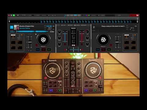 How To DJ With Your Numark Party Mix: Mirroring The Virtual DJ Interface