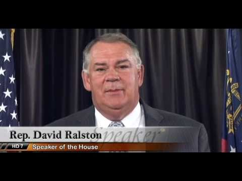 2010 Forum: House Speaker David Ralston