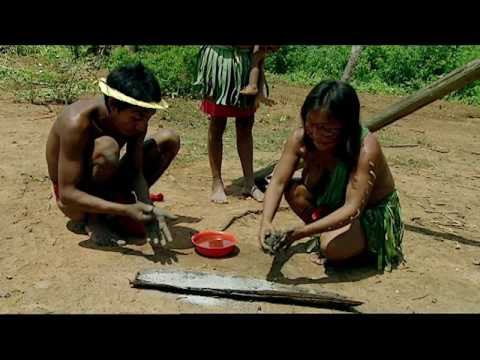 Sanema Women. The Mountain of Mystery | Tribes - Planet Doc Full Documentaries from YouTube · Duration:  10 minutes 44 seconds