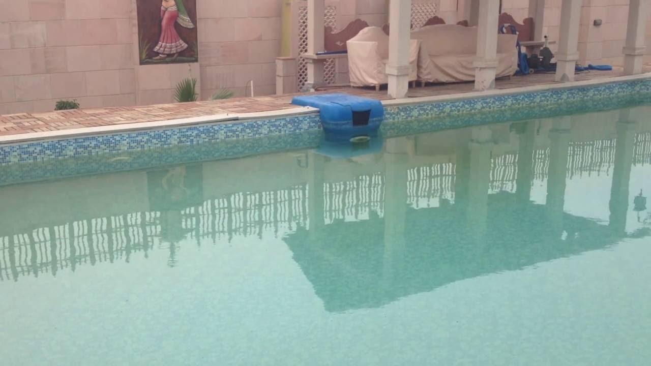 prefabricated swimming pool Make in india - YouTube