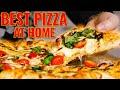 - THE BEST HOMEMADE PIZZA! EASY & FRESH!