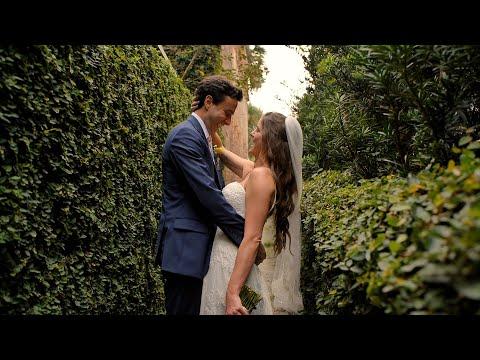 Jenna & Brendan's Wedding //  Charleston, SC // Merchants Hall