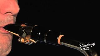 VANDOREN V16 : Bec pour Baryton B7 par Michael Cheret (La Boite Noire)