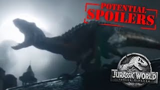 *Spoilers* How Indoraptor Dies?!? - Jurassic World 2 Anaylsis