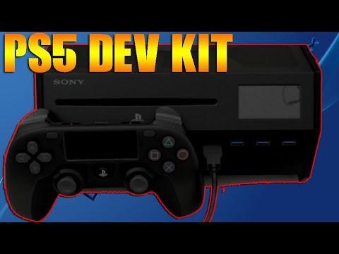 PS5 CONSOLE DEV KIT - A PS4 GAME SERVERS SHUT DOWN - Sega Genesis Mini