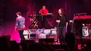 Linkin Park - One Step Closer (feat. Jonathan Davis & Dead By Sunrise) @ Hollywood Bowl, 10/27/17