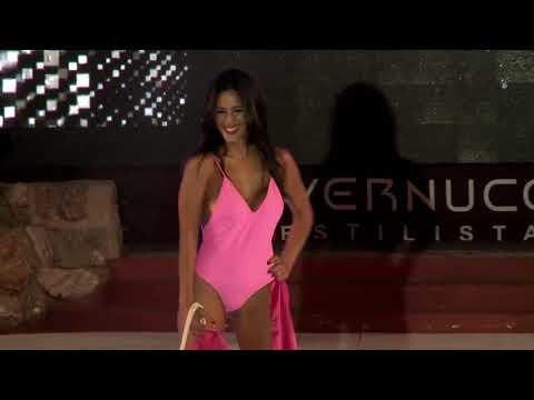 Celeste Muriega desfile Vernucci thumbnail