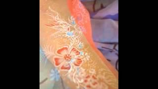 1 Свадебная роспись тела от Морозовой Лилии
