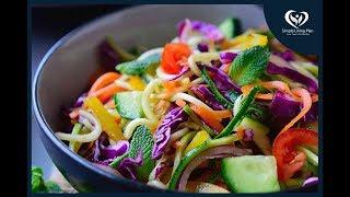 How you can Vegan Noodles Salad (Super EasyWay)