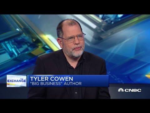 George Mason University professor defends big business