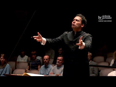 Symphony No. 41 (»Jupiter«) (hr-sinf., cond. A. Orozco-Estrada)