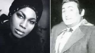 Madama Butterfly 1962 #3 Act I Vieni la sera (Love Duet) PART 2. Leontyne Price, Richard Tucker